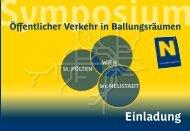 Öffentlicher Verkehr in Ballungsräumen - Stadt-Umland Management