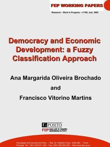 Diapositivo 1 - FEP - Working Papers - Universidade do Porto