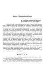 Lupus Eritematoso na Lepra