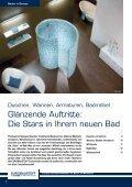 Bad & Fliesen Baden In Genuss - Seite 6