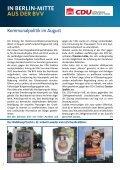 RUNDBRIEF SEPTEMBER 2013 - CDU Ortsverband Bernauer Straße - Seite 2