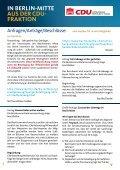 RUNDBRIEF SEPTEMBER 2013 - CDU Ortsverband Bernauer Straße - Seite 3