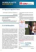 RUNDBRIEF SEPTEMBER 2013 - CDU Ortsverband Bernauer Straße - Seite 4