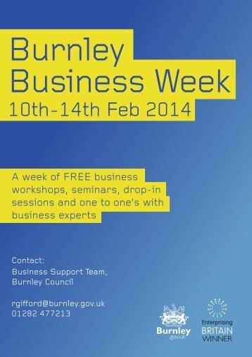 Burnley-Business-Week-2014