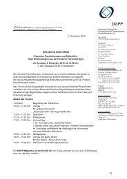 Einladung Forum Dez2012 web - Positive und Transkulturelle ...