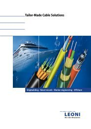 Tailor-Made Cable Solutions