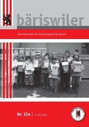 Bäriswiler Nummer 134 (.pdf   3066 KB)