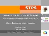 Grupo de Trabajo del Sistema Nacional de Capacitación para el ...