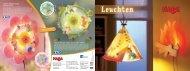 Das ist unser neuer Leuchten-Prospekt! Wandlampen - LSD Systems