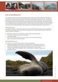 Australian ANTARCTIC & Sub-ANTARCTIC Tourism - Sustainable ... - Page 5