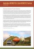 Australian ANTARCTIC & Sub-ANTARCTIC Tourism - Sustainable ... - Page 6