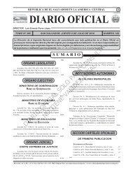 Diario 8 de Julio 2010.indd - Diario Oficial de la República de El ...