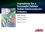Download Presentation - india electronics & semiconductor ...