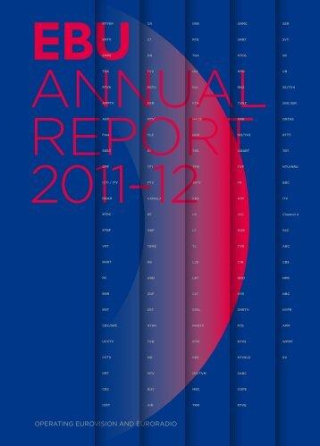 EBU Annual Report 2011/2012