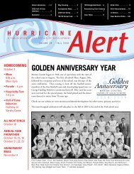 Golden Anniversary Year - Marian Central Catholic High School