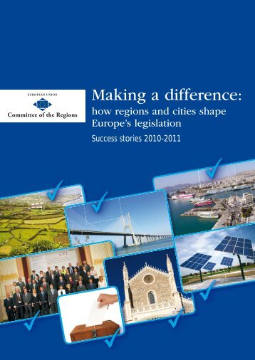 Making a difference - Europa