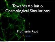 Prof. Justin Read