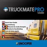 Quick Start Guide Kurzanleitung Résumé du mode d ... - Truckmate