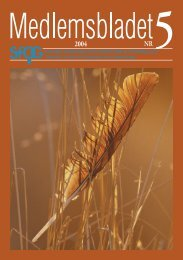 Medlemsblad 5 2004 - SFOG