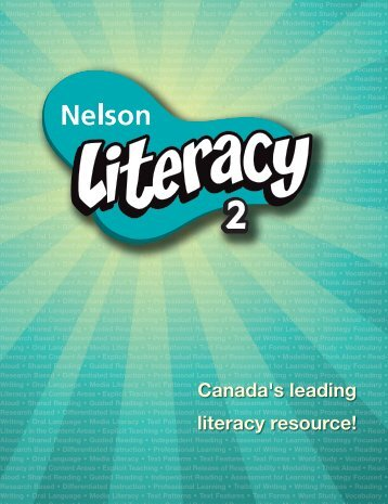 Canada's leading literacy resource!