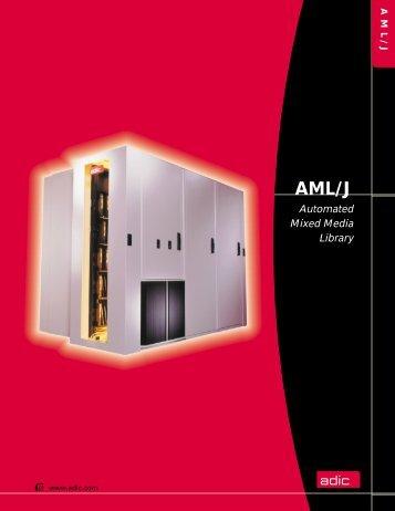 AML/J Specifications - Unylogix Technologies Inc.