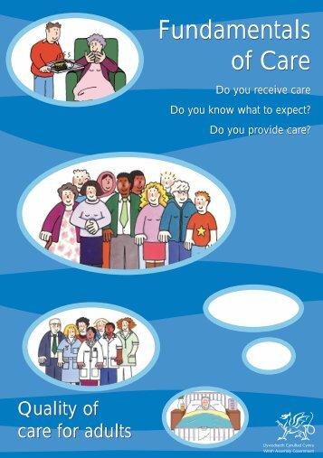 Fundamentals of Care Fundamentals of Care - Health in Wales