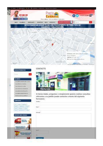 Precio calderas Tienda online de venta de calderas al mejor precio
