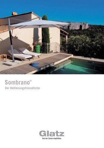 Sombrano® - H. Luchsinger AG
