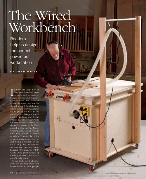 The Wired Workbench