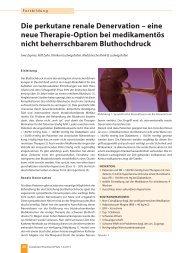 Ärzteblatt Rheinland-Pfalz - Klinikum der Stadt Ludwigshafen