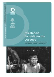 2002 foei [forest esp] 1 (Page 1) - World Rainforest Movement