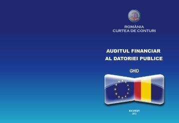 ghidul auditului financiar al datoriei publice.pdf - Curtea de Conturi