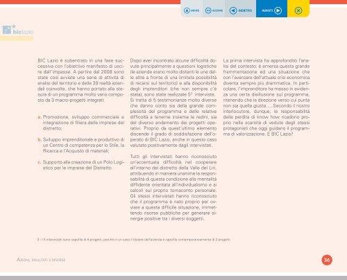 Bilancio Sociale 2011 - Biclazio.it