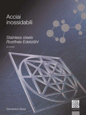 Stainless steels Rostfreie Edelstähl
