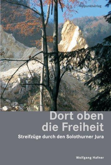 Dort oben die Freiheit.pdf - Wolfgang Hafner