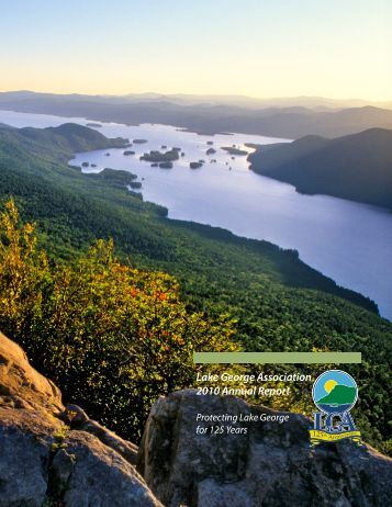 Lake George Association 2010 Annual Report