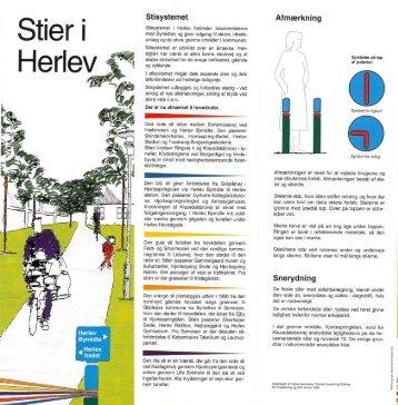 Stier i Herlev-kort.eps - Herlev Kommune