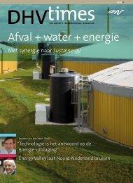 Afval + water + energie
