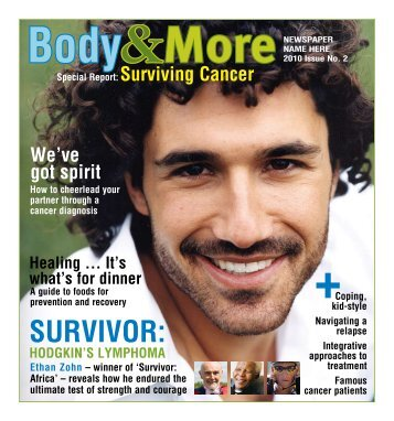 Body & More Issue No. 2 2010 - Content That Works