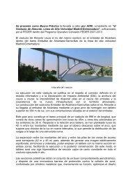 el Viaducto de Almonte. Línea de Alta Velocidad