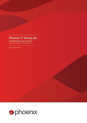 Phoenix IT Group plc