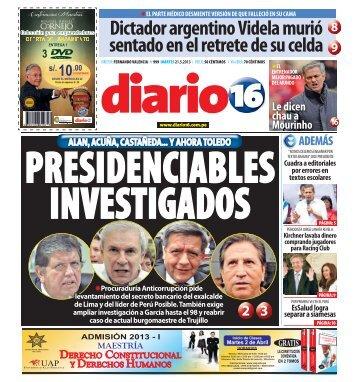 Dictador argentino Videla murió sentado en el retrete de ... - Diario16