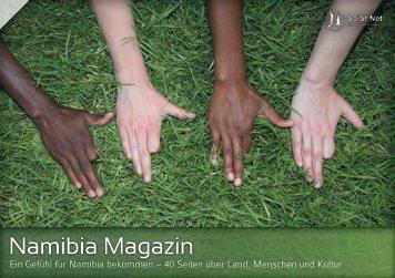Namibia Magazin