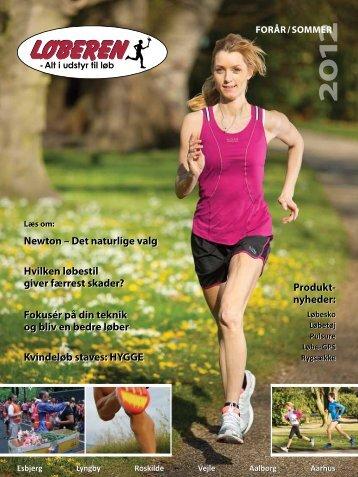 Hvilken løbestil giver færrest skader? - Løberen