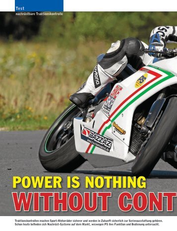 Power is nothing - Bazzaz