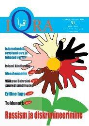 Iqra kuukiri nr.31 - Islam