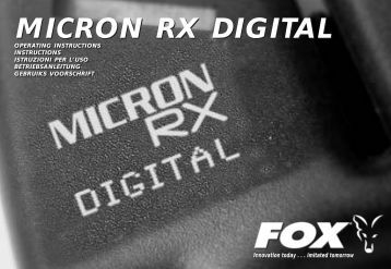 micron rx digital micron rx digital - Fox