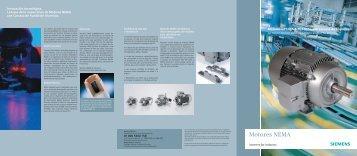 Motores GP100A Y GP100A+ - Industria de Siemens
