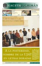 Jueves 30 de noviembre del 2006 - Publicaciones - Universidad ...