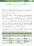 TREATING ATOPIC DERMATITIS: - The Dermatologist - Page 3
